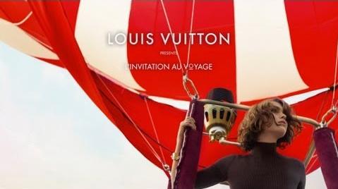 หนังโฆษณาแรก Louis Vuitton เจาะกลุ่มลูกค้าแมส