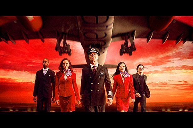 Virgin Airways รวมพลซุปเปอร์ฮีโร่ สุดยอดบริการสายการบิน