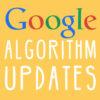 Infographic สรุป Google Algorithm และอัพเดทแต่ละครั้งในรอบ 12 ปีที่ผ่านมา