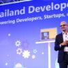 สัตยาฯ ซีอีโอ Microsoft เยือนไทยครั้งแรก ประกาศค้นพบครั้งใหญ่ Conversation as a Platform