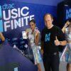 ดีแทค ดึงลูกค้าไม่ย้ายค่าย เปิดตัว dtac Music Infinite ครั้งแรกในไทยฟังเพลงสตรีมมิงฟรี ไม่เสียค่าอินเตอร์เน็ต