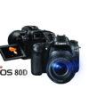 ใหม่! กล้อง Canon EOS 80D พร้อมเลนส์ซูมนาโน EF-S 18-135 mm IS USM (Nano) ทุกช็อตสร้างได้อย่างใจคิด [PR]
