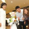 """AIS สุดล้ำ ร่วมกับสถาบัน FIBO นำ """"นะโม"""" หุ่นยนต์สัญชาติไทย มาให้บริการลูกค้าที่เอไอเอส ช็อป"""