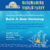 ปาร์ตี้ผจญภัยท่องโลกใต้ท้องทะเล @บิ้วอะแบร์ฯ เซ็นทรัล ชิดลม วันเสาร์ที่ 2 ก.ค.นี้ [PR]