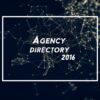 Agency Directory 2016 รายชื่อเอเจนซี่โฆษณาในประเทศไทย