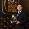 """เอไอเอส คว้ารางวัล """"Hall of Fame Brand 2017"""" แบรนด์ที่ครองใจผู้บริโภคเป็นอันดับ 1 มากถึง 17 ปี [PR]"""