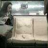 """รถไฟใต้ดินเม็กซิโกติดตั้ง """"เก้าอี้มีลึงค์"""" เพื่อหยุดยั้งปัญหาคุกคามทางเพศผู้หญิง"""