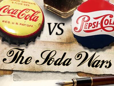 จุดกำเนิดมหากาพย์สงครามน้ำดำ Coke – Pepsi
