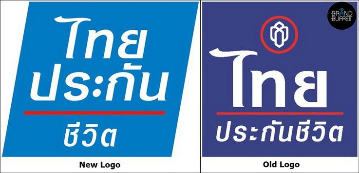 Thai Life insurace new old Logo