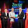 เอ็ม อินเตอร์แอ็คชั่น คว้ารางวัล Thailand Zocial Awards 2015 สาขา 'Thailand's Best Branded Content on Social'  [PR]