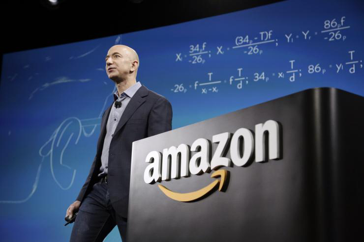 Image result for ่jeff bezos amazon