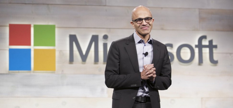 Resize Microsoft's CEO