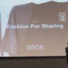 ONCE แฟชั่นเพื่อการแบ่งปัน ธุรกิจตามศาสตร์พระราชา สร้างโลก 'ความเท่าเทียม' จากเด็กอายุ 19 ปี