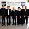 กลุ่มเมืองไทยถวายผ้าพระกฐินสามัคคี [PR]