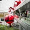 เซ็นทรัลชิดลม-เอ็มบาสซี จัดอลังฉลองคริสต์มาสและปีใหม่ Let's Celebrate 2018 ผุด ซานต้ายักษ์ใจกลางกรุง