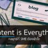 """Content is everything กลยุทธ์ที่ SME ต้องเข้าใจ ในยุค """"ธุรกิจอยู่ยาก"""" ถ้าไม่มีกระแส"""