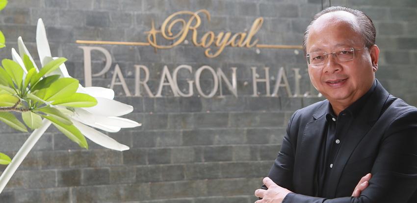 """ผ่ากลยุทธ์ """"ความยั่งยืน"""" Royal Paragon Hall  มีดีมากกว่าธุรกิจพื้นที่จัดงานอีเว้นท์"""