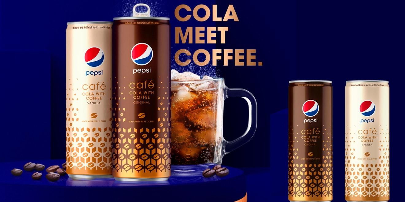 ถึงเวลาเพิ่มคาเฟอีน… Pepsi Café เตรียมเปิดตัวน้ำอัดลมผสมกาแฟ ปี 2020