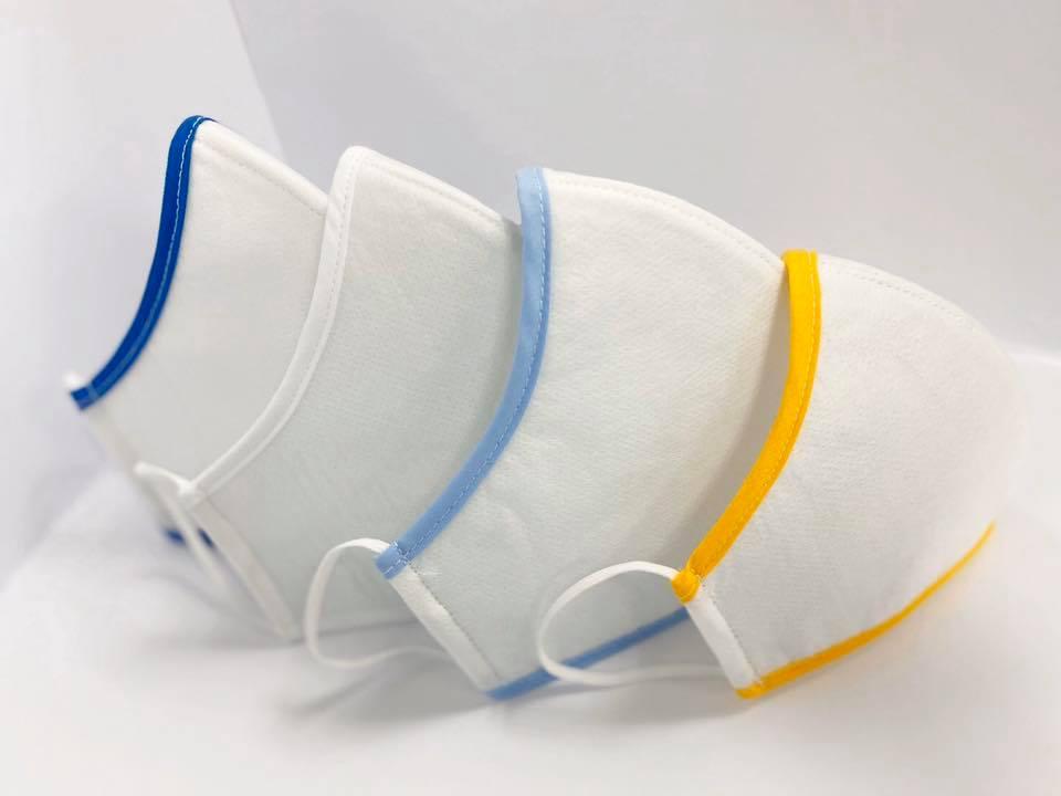 """เท่เสมอ! """"ชุดนักเรียนตราสมอ"""" ผลิตหน้ากากผ้า แจกฟรี 300,000 ชิ้น รับมือ Covid-19"""