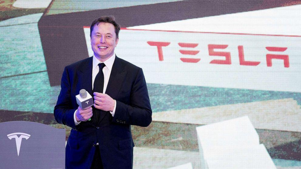 tesla elon musk เทสล่า อีลอน มัสก์ กำไร รถยนต์ไฟฟ้า