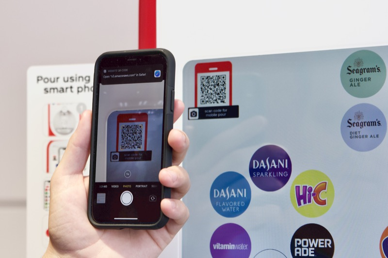 Coca-Cola-Freestyle-Contactless-Pouring