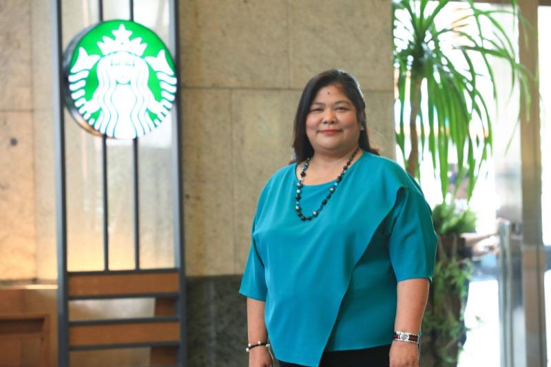 Nednapa Srisama-Starbucks Thailand