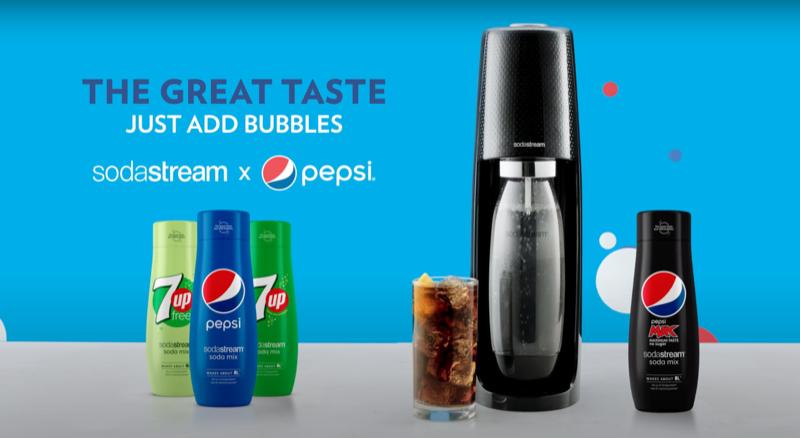 Pepsi SodaStream