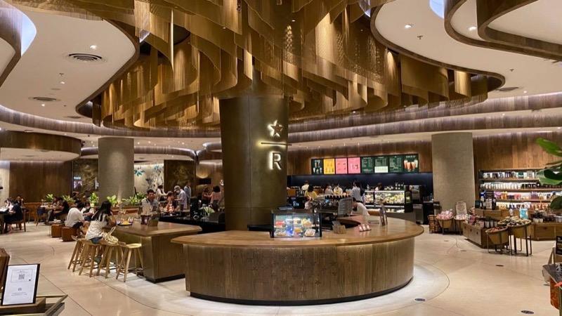 Starbucks Reserve Store_Central World