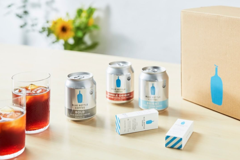 Blue Bottle Coffee-canned coffee