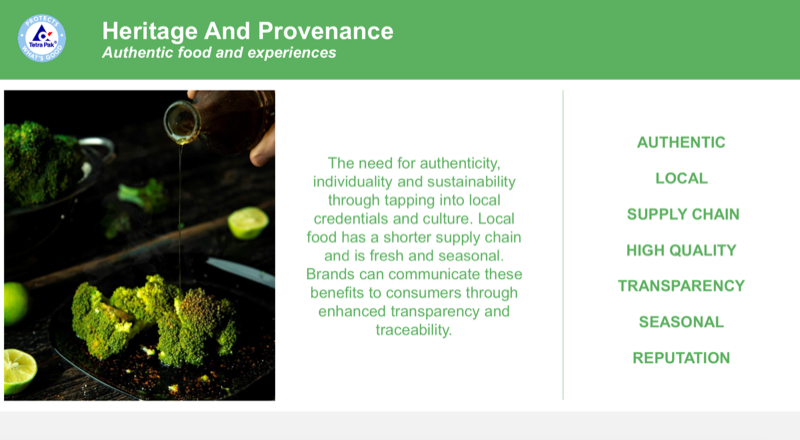 Consumer Trends_Heritage and provenance