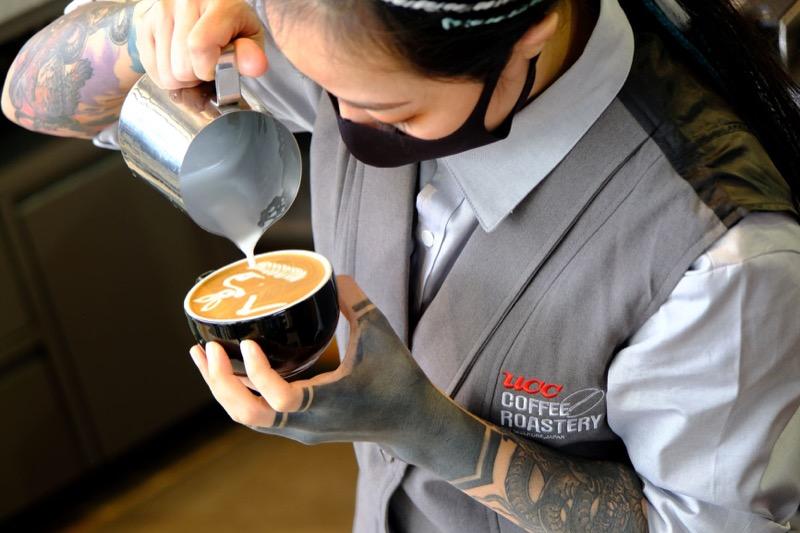 UCC Coffee Roastery