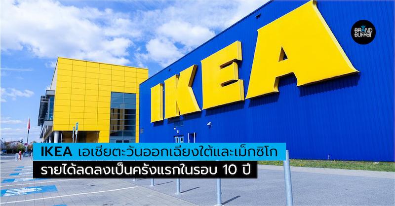 IKEA ขาดทุนครั้งแรกในรอบ 10 ปี