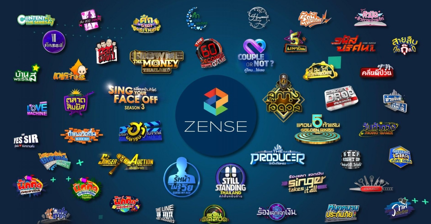 Zense Entertainment เซ้นส์