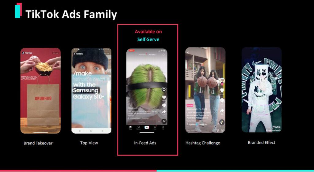 tiktok for business ttfb ads ติ๊กต่อก โฆษณา สิรินิธิ์