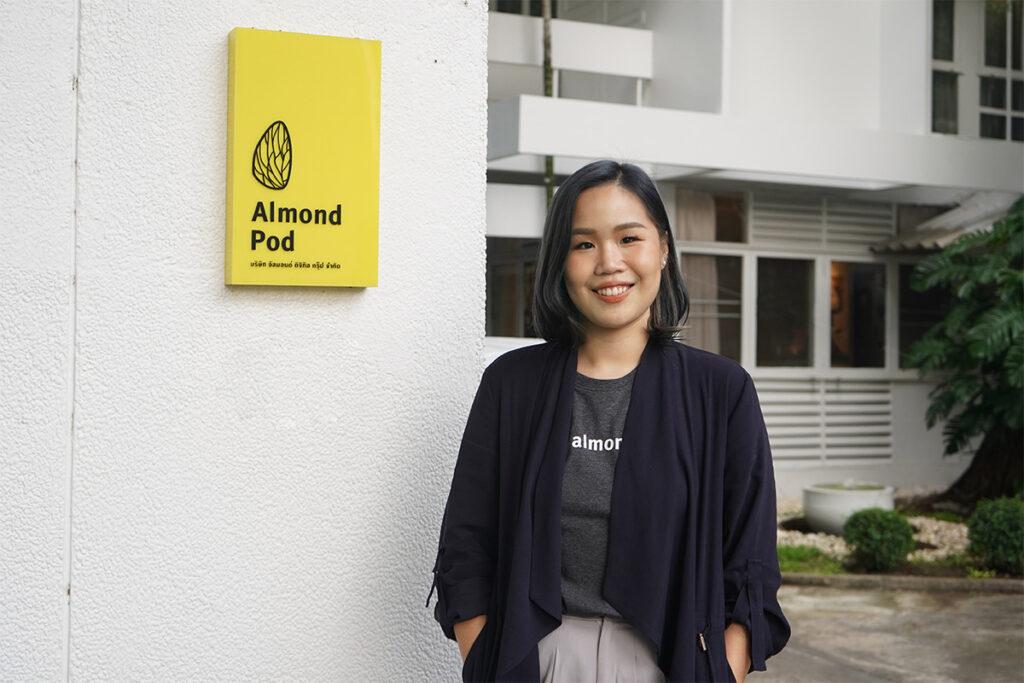 คุณกษมา เจตน์จรุงวงศ์ แห่ง Almond Digital Group