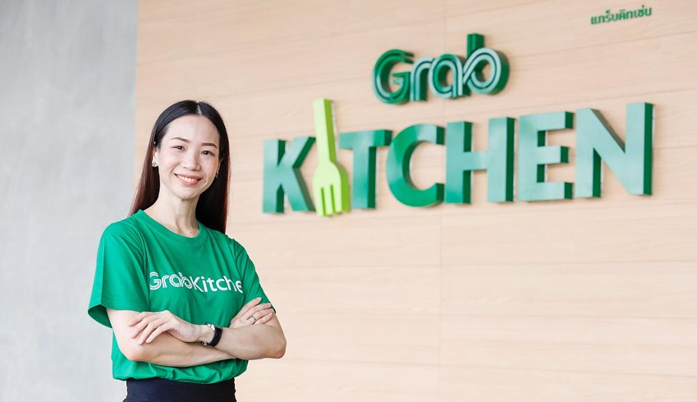 คุณสุขุมาลย์ เลิศปัญญาโรจน์ ผู้อำนวยการธุรกิจแกร็บฟู๊ด แกร็บ ประเทศไทย_2