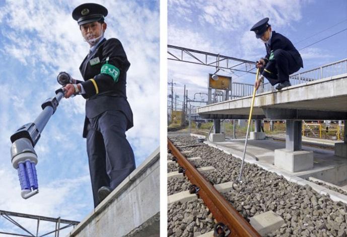 พานาโซนิค หูฟังไร้สาย รางรถไฟ ญี่ปุ่น airpods japan