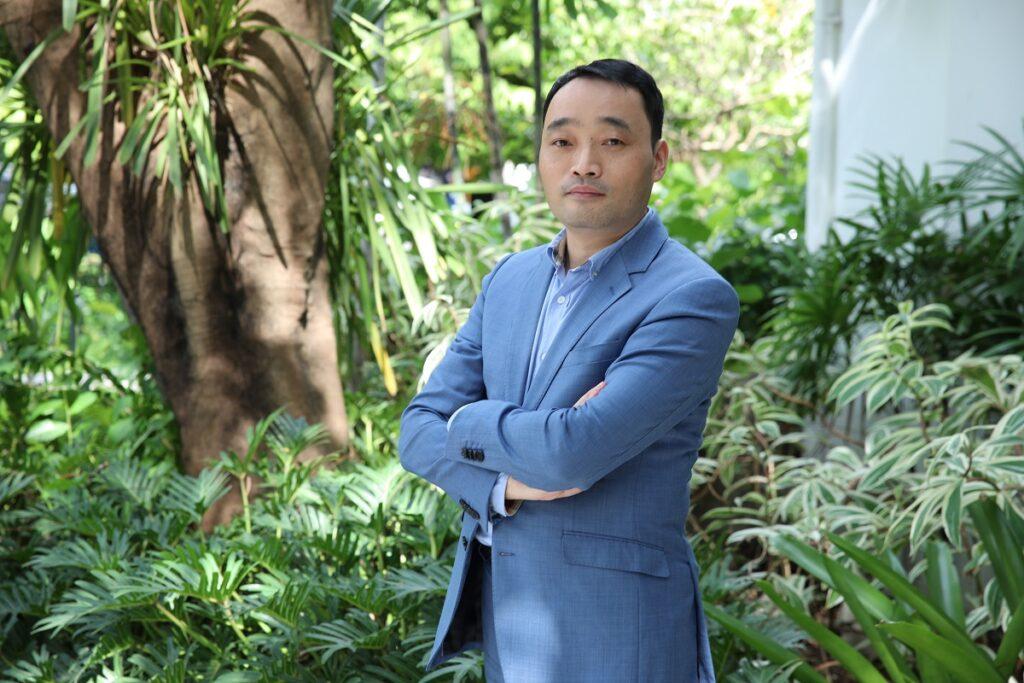 เกวิน เฉิง ผู้อำนวยการ หัวเว่ย คอนซูมเมอร์ บิสสิเนส กรุ๊ป (ประเทศไทย)