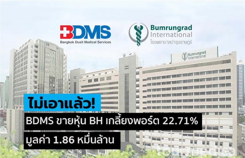BDMS _ BH หุ้น