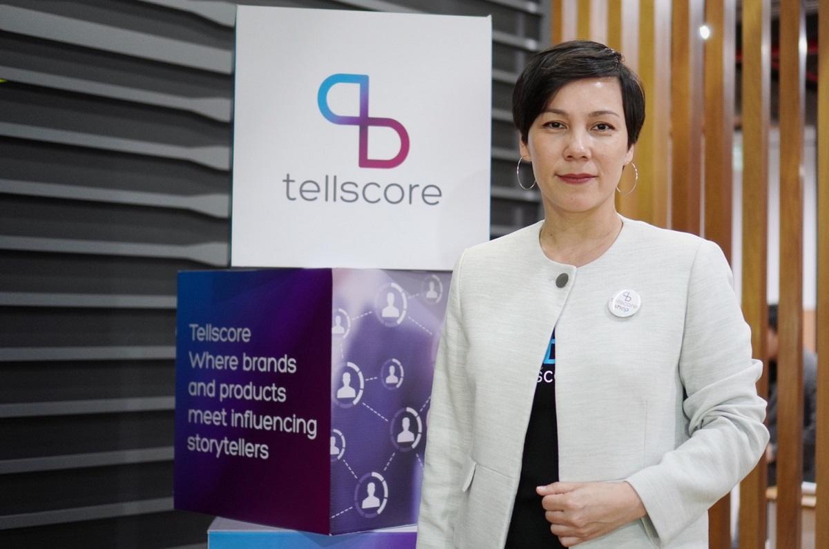 คุณสุวิตา จรัญวงศ์ ประธานกรรมการบริหารและผู้ร่วมก่อตั้ง Tellscore