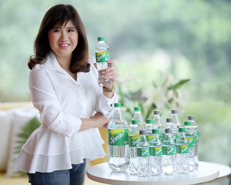 Sprite_Clear Bottle