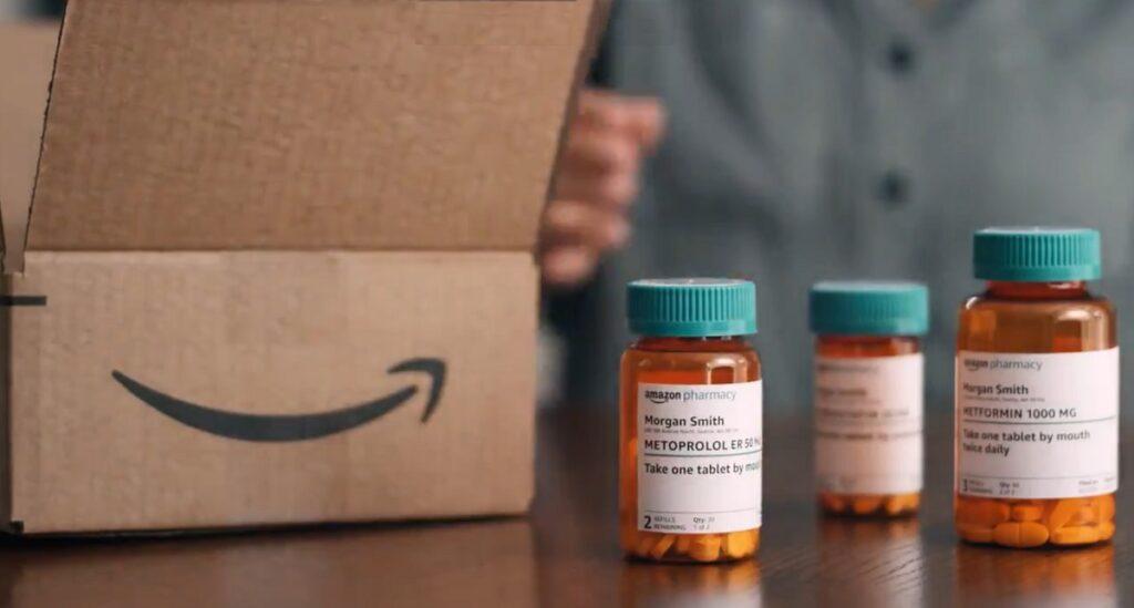 amazon pharmacy ขายยา ดิจิทัล แอมะซอน อเมซอน