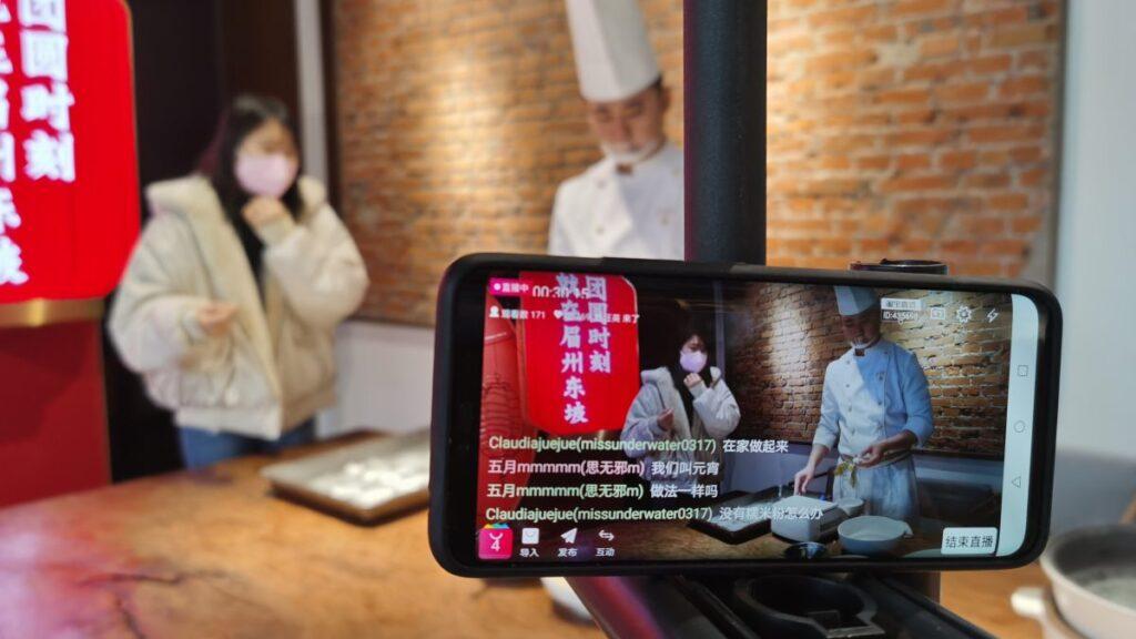 live stream alibaba