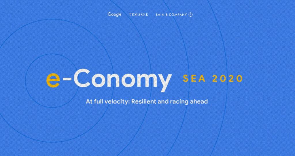 google economy sea 2020