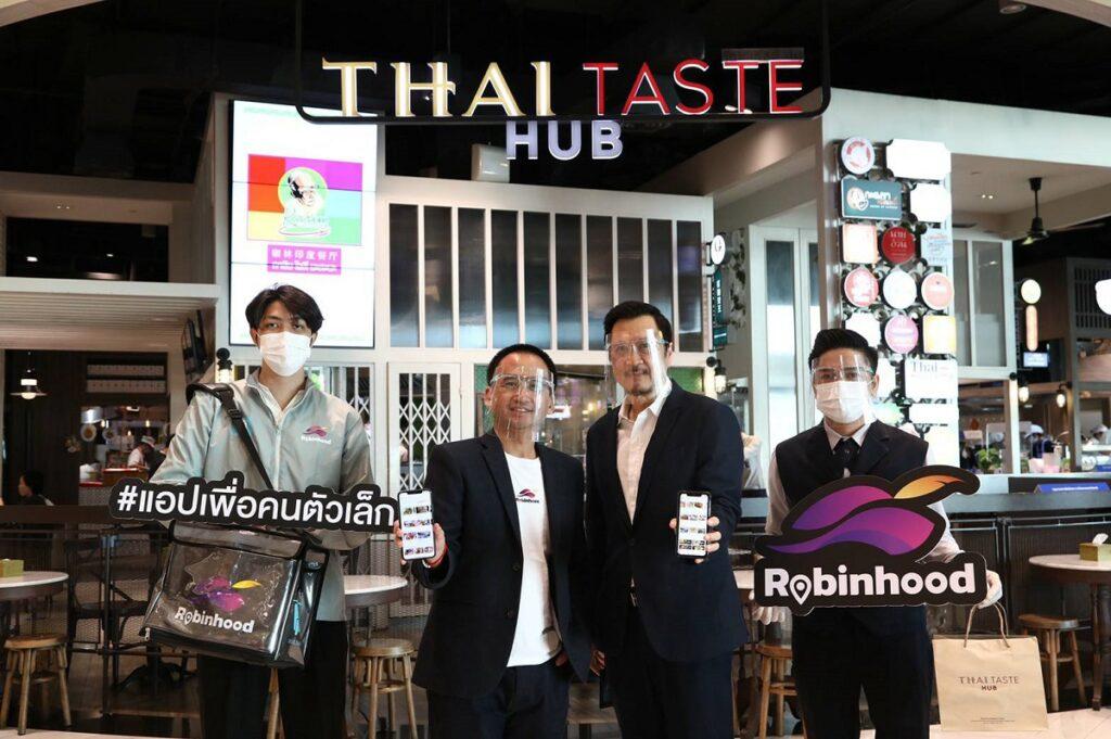 robinhood thai taste hub