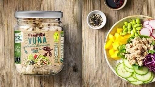 vuna tuna neslte ทูน่า plant based