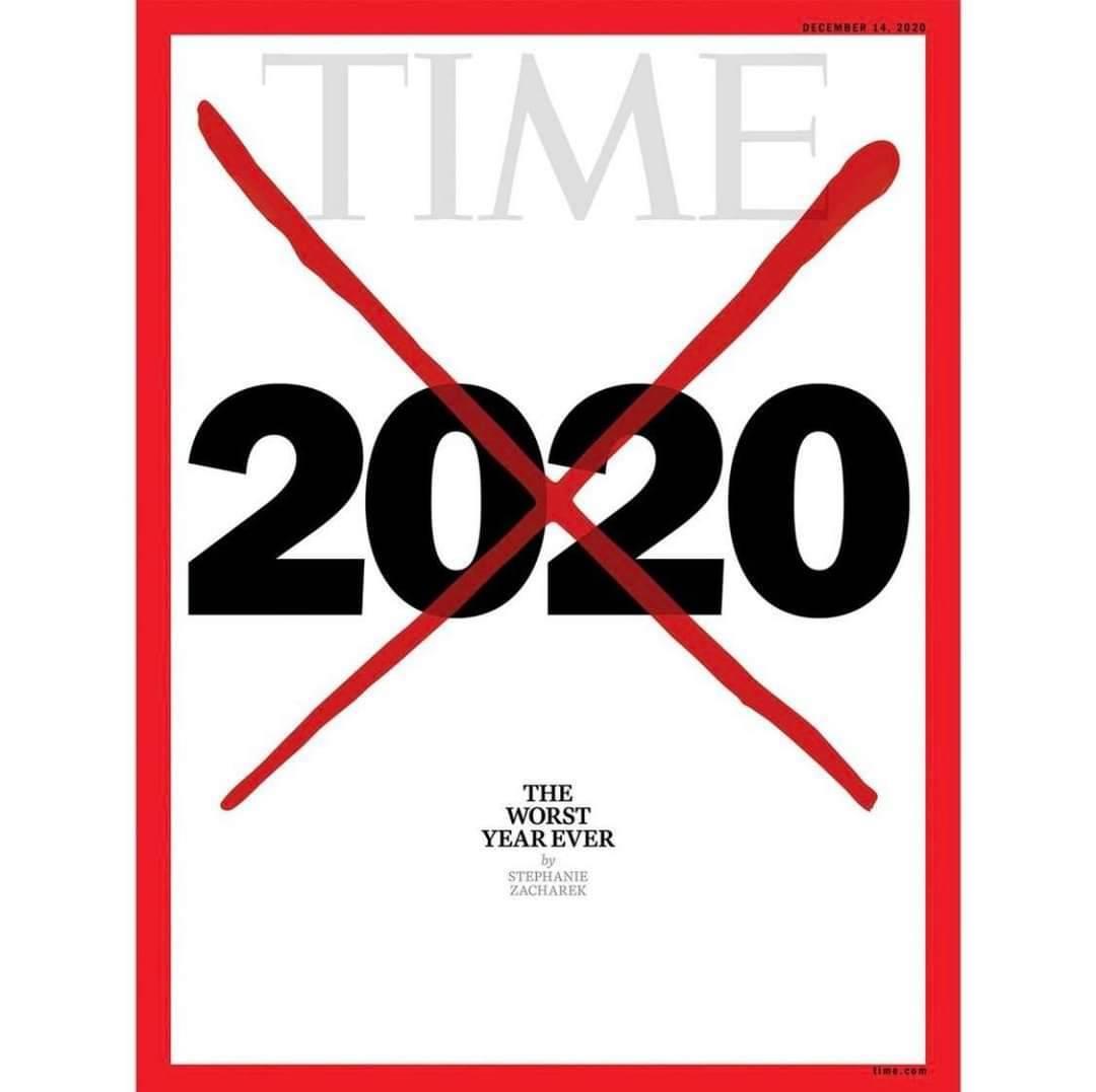 Time Magazine 2020