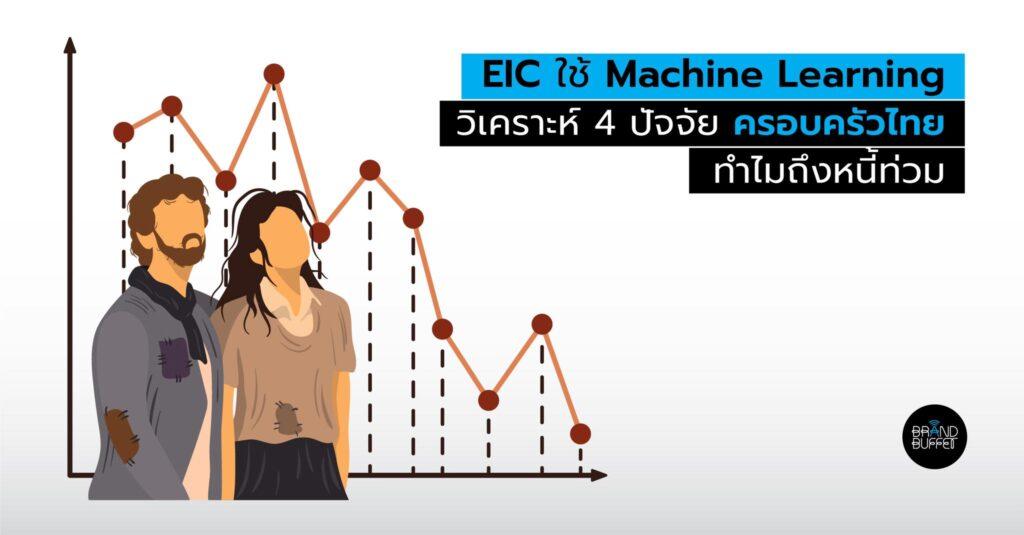 eic debt thai family ครัวเรือนไทย หนี้