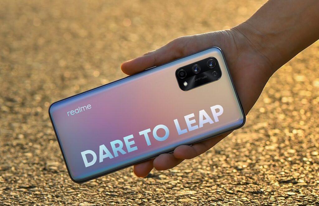 realme dare to leap phone