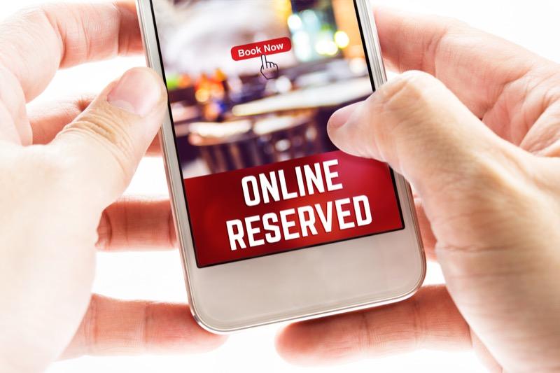 Restaurant Reserve Technology